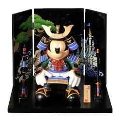 【東京ディズニーリゾート限定】 ミッキーの五月人形 (大)