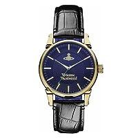2c2ef0a8ac ヴィヴィアンウエストウッド VivienneWestwood 腕時計 VV065NVBK メンズ [並行輸入品]