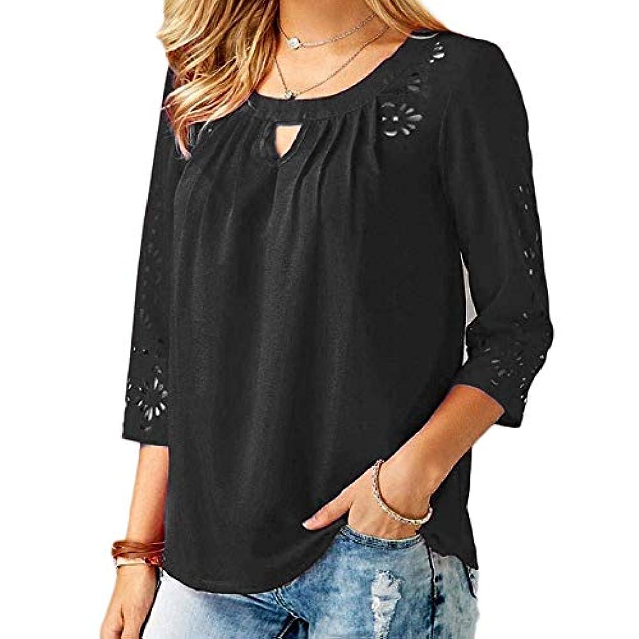 熟達したすみません参照MIFAN ゆったりTシャツ、シフォンシャツ、カジュアルシャツ、女性トップ、プラスサイズトップ