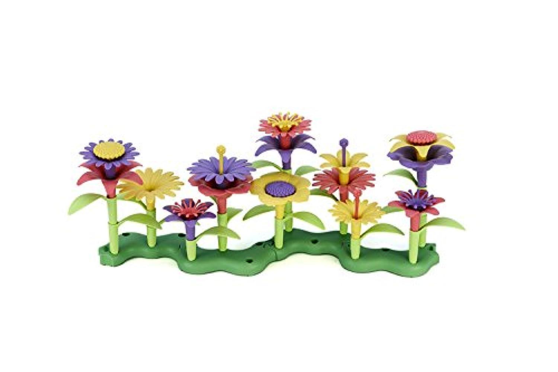 Green Toys Build-a-Bouquet Floral Arrangement Playset [並行輸入品]
