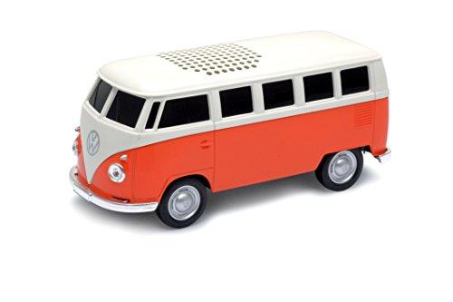 Autodrive(オートドライブ) Bluetooth Speaker(ブルートゥーススピーカー) VW Bus(フォルクスワーゲンバス) オレンジ 659551