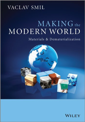 Download Making the Modern World - Materials and Dematerialization 1119942535