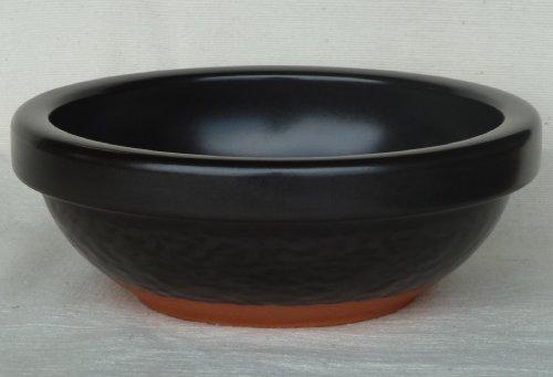 【Amazon.co.jp 限定】 石焼ビビンバ鍋 2個セット +鍋ハサミ 陶器なので石鍋メンテが不要です!!