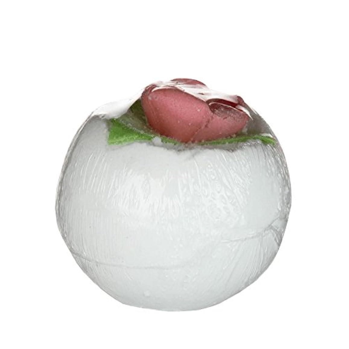 戸口砲撃してはいけないTreetsバスボール最愛の花170グラム - Treets Bath Ball Darling Flower 170g (Treets) [並行輸入品]