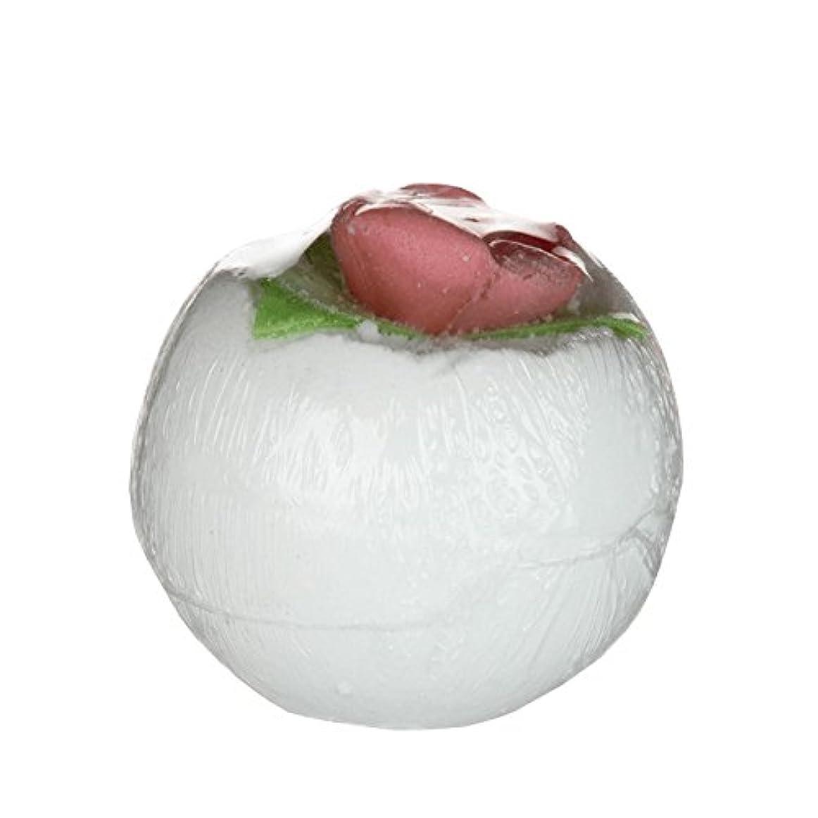 患者パートナー巻き戻すTreetsバスボール最愛の花170グラム - Treets Bath Ball Darling Flower 170g (Treets) [並行輸入品]