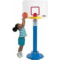 Little Tikes調整' nジャムバスケットボールセット、屋内または屋外の使用