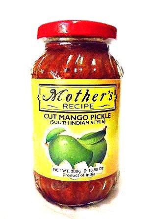 カット マンゴー ピクルス 300g Mother's Cut Mango Pickle ピックル