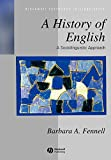 A History of English (Blackwell Textbooks in Linguistics) 画像