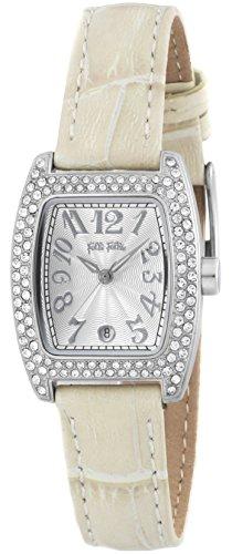 [フォリフォリ]Folli Follie 腕時計 S922ZI SLV/IVY レディース [並行輸入品]