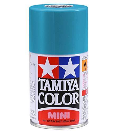 タミヤカラースプレー TS54 ライトメタリックブルー 100ml 85054