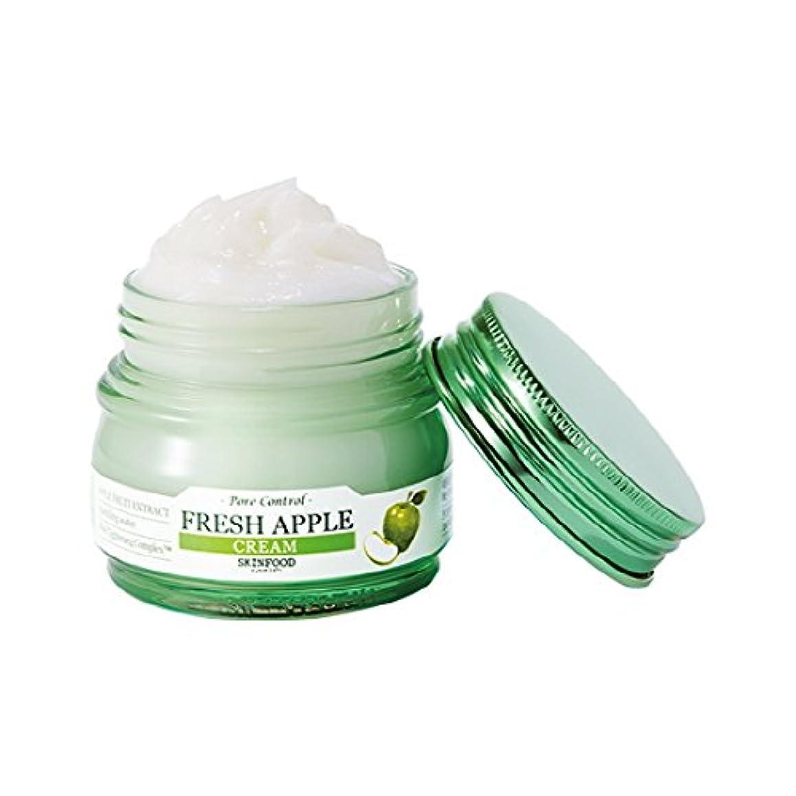 記憶集団故障Skinfood フレッシュアップルクリーム/Fresh Apple Cream 63ml [並行輸入品]
