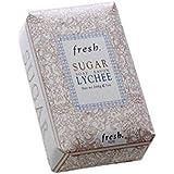 Fresh フレッシュ シュガーライチ石鹸 Sugar Lychee Soap, 200g/7oz [海外直送品] [並行輸入品]