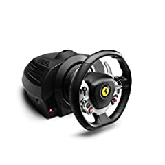 TX Racing Wheel Ferrari 458 Italia Edition for Xbox One 【正規保証品】