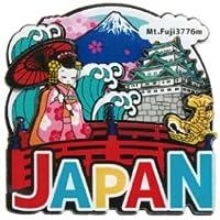 ご当地アクリルマグネット 外国人 人気 お土産 日本 みやげ (舞妓)