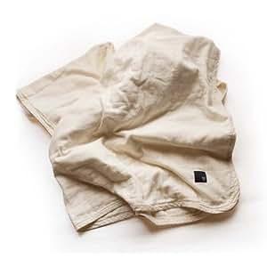 Fabric Plus 5重ガーゼキルトケット 無添加 ダブル ナチュラルアイボリー