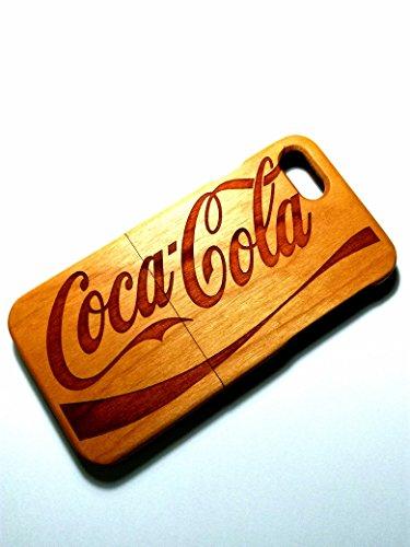 米国輸入 iPhone6/6s対応 コカ・コーラ ウッドケー...