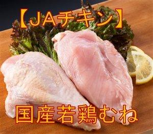全農チキンフーズ株式会社 JAチキンむね肉(鹿児島、宮崎産) 冷凍品 2kg×6P