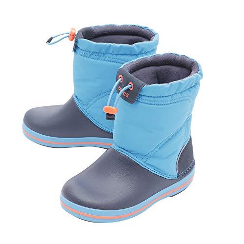 クロックス子供用ブーツの写真