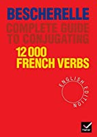 12.000 French Verbs: English Edition (Hatier Series)