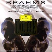 Wilhem Kempff Plays Brahms