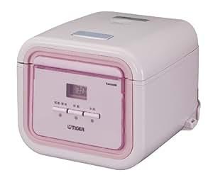 タイガー マイコン炊飯器 「炊きたて」 tacook 3合 ブロッサムピンク JAJ-A551PB