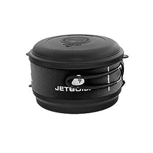 JETBOIL(ジェットボイル) アウトドア キャンプ 1.5 Lクッキングポット カーボン 1824309