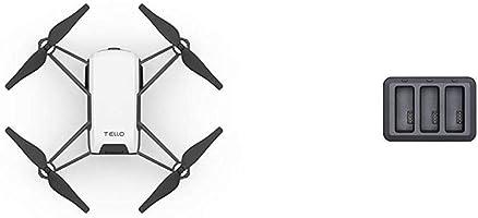 【国内正规品】 Ryze 玩具无人机 Tello Powered by DJI & 玩具无人机 tello 电池充电集线器