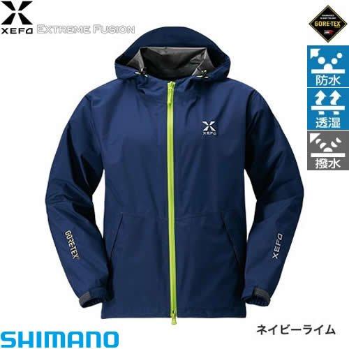 シマノ XEFO・ゴアテックス® ベーシック ジャケット RA-27JQ