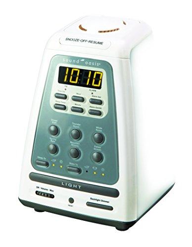 【日本国内正規販売品・保証付】Soundoasis サウンドオアシス BLS-100 光目覚まし時計入眠時サウンドセラピー機能搭載 バイブレーションスピーカー付
