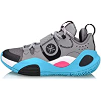 LI-NING All City 7 One Last Dance Wade Men Cushioning Basketball Shoes Lining Anti-Slip Professional Shock Absorption Sneakers Sports Shoes ABAN047 ABAP101