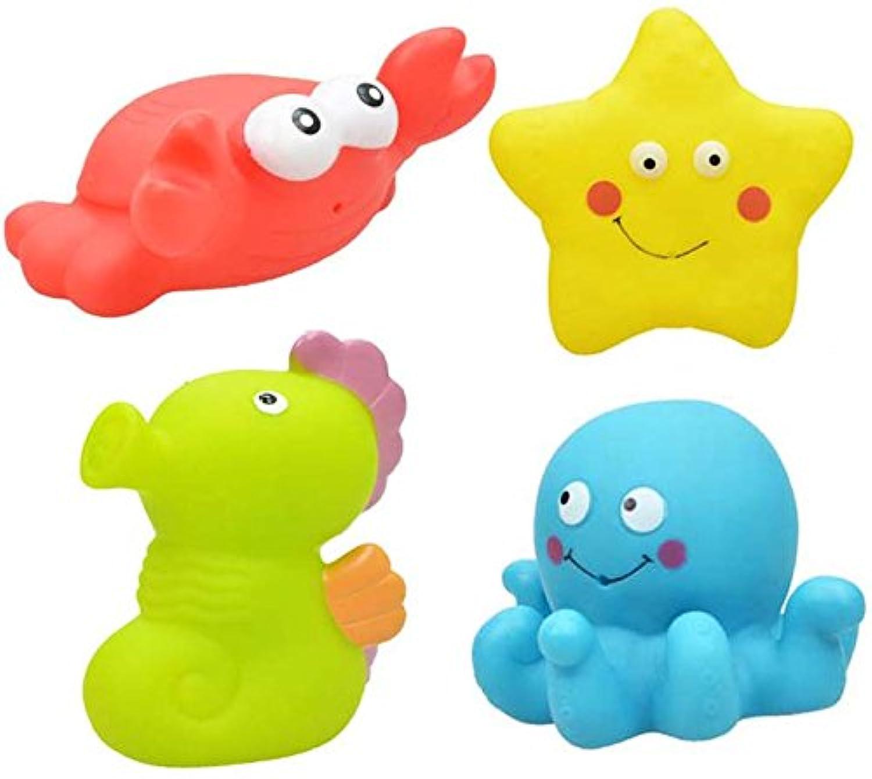 Meet Bathing Water Splashing Baby Soft Toys Safe and Nontoxic-Marine Animals by Meet