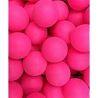 ARARAGI イベント用 卓球 ボール カラー ピンポン 玉 40㎜ シームレス 球 ロゴ無し PP材
