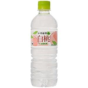 コカ・コーラ い・ろ・は・す 白桃 ペットボトル 555ml×24本