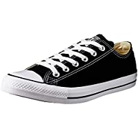 Converse Australia Chuck Taylor All Star Unisex Adults Sneakers, Black Monochrome
