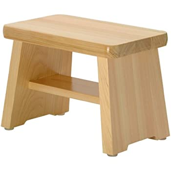 ひのき風呂椅子 レギュラー 21cm IR-21