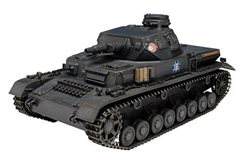 プラッツ GP-18 1/35 ガールズ&パンツァー IV号戦車D型 あんこうチーム模型戦車道、はじめます!