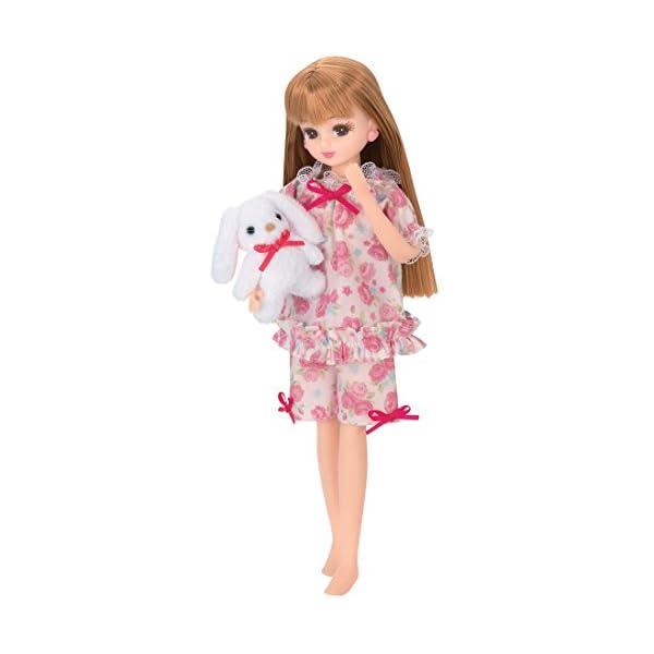 リカちゃん ドレス LW-05 ゆめみるパジャマの商品画像