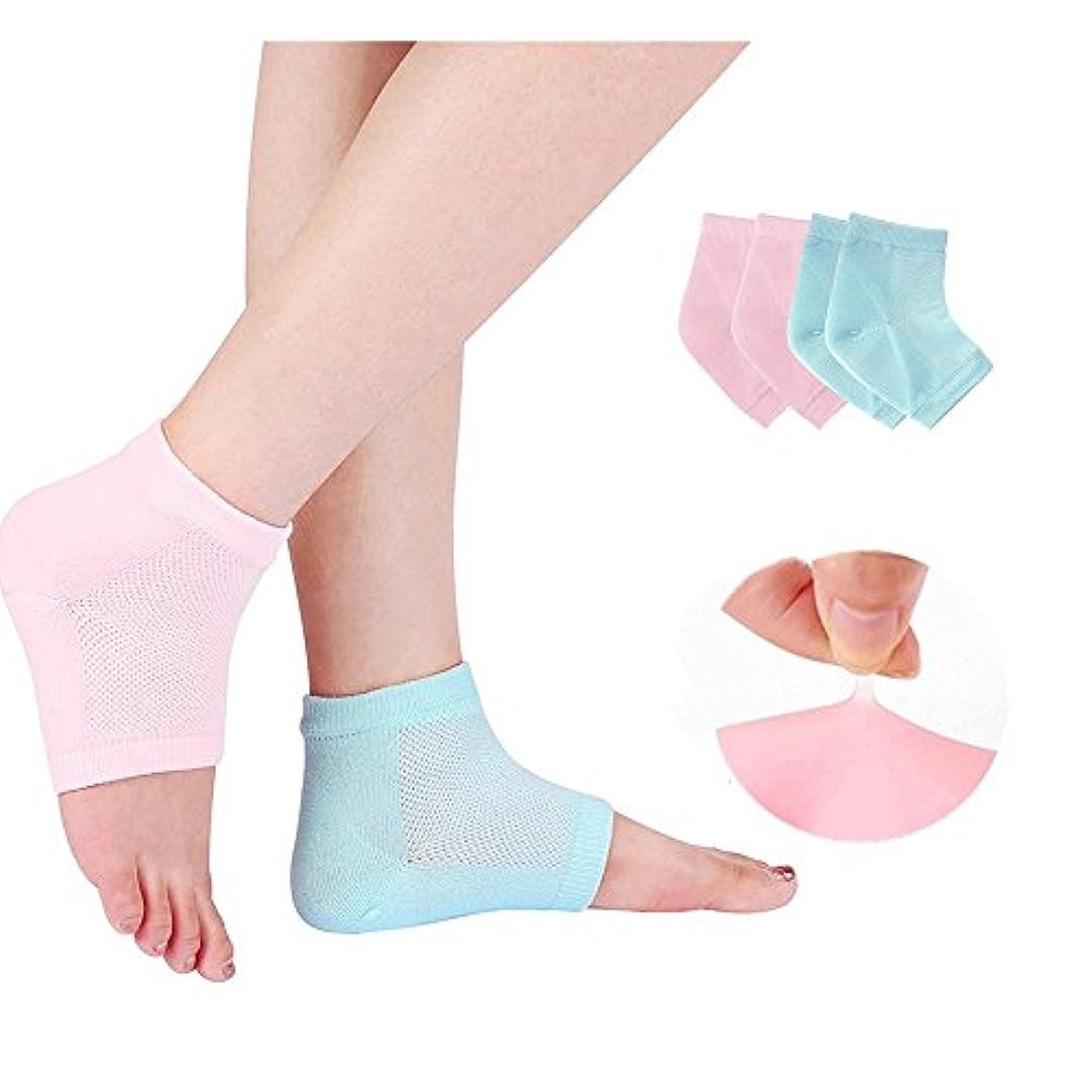 構造的シリーズルーフMeet JPソックス 靴下 レディース メンズ かかと靴下 保湿 美容 ソックス ジェル 足ケア 角質ケア ひび改善 足SPA 足すべすべ なめらかに フットケアソックス 男女兼用 2足セット