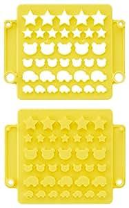 貝印 クッキー型 くま 星 くるま chuboos! FG-5071