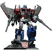 TF001 The Transformers 01 - Optimus Prime (Starscream Version) (製造元:Hot Toys) [並行輸入品]