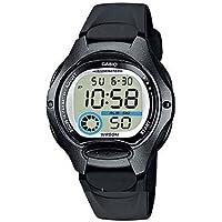 Casio LW-200-1B Black Classic Women's or Children's 50m Casual Digital Sports Watch
