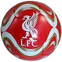 リバプールFC Authentic Official Licensedサッカーボールサイズ5が- 02