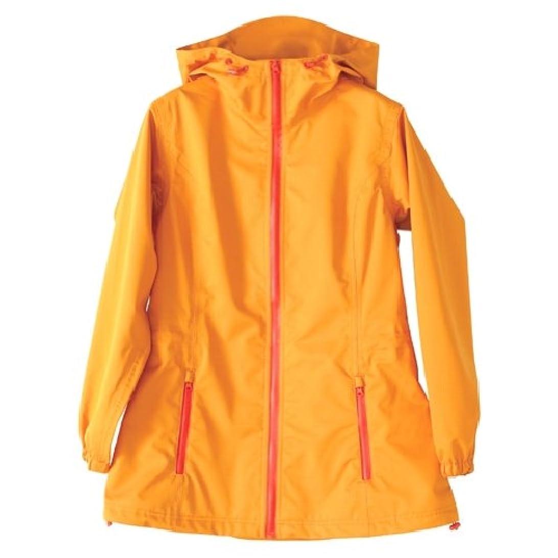 タフメイン指定するShipsmast(シップスマスト) ロングジャケット オレンジ