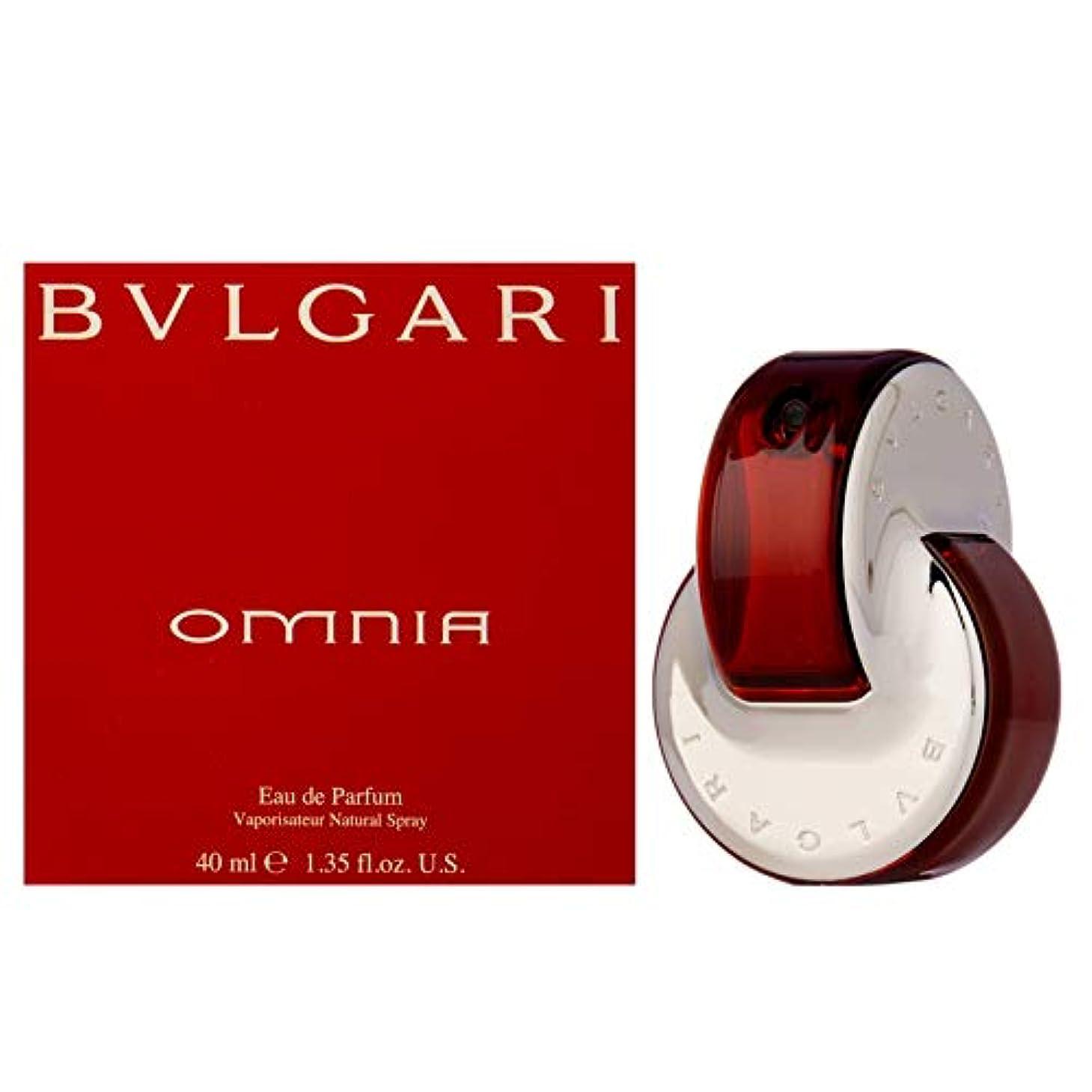 それら混合した固体ブルガリ(BVLGARI) オムニア EDP SP 40ml[並行輸入品]