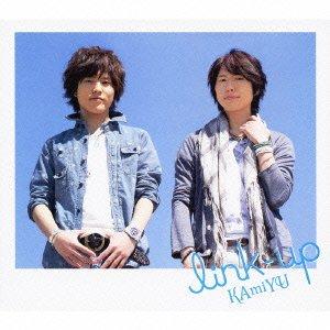 CD/link-up 豪華盤  DVD付  KAmiYU