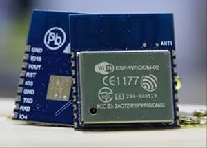 waves ESP8266 WiFiモジュール(技適取得済み) ESP-WROOM-02