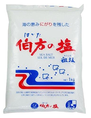 伯方の塩 1袋(1kg) 伯方塩業