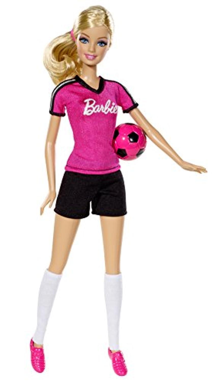 バービー バービー アイキャンビー アソート サッカー選手 (BDT25)