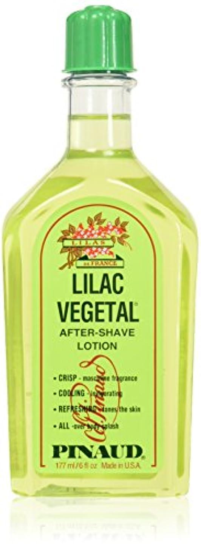 アジア人満足できる過言Pinaud Clubman Lilac Vegetal After Shave Lotion 6 oz splash by Pinaud