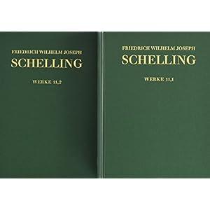 Friedrich Wilhelm Joseph Schelling: Historisch-kritische Ausgabe / Reihe I: Werke 1-2: Schriften 1802